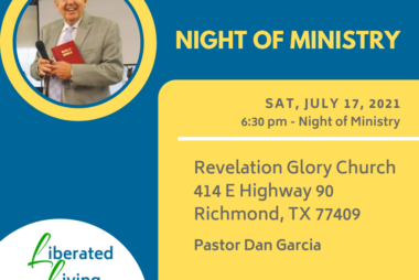 7/17/21 Night of Ministry