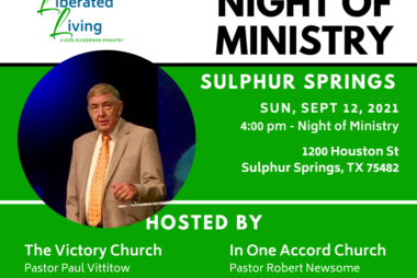 9/12/21 Night of Ministry